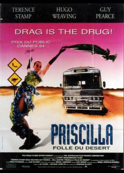 ADVENTURES OF PRISCILLA QUEEN OF THE DESERT (THE) movie poster