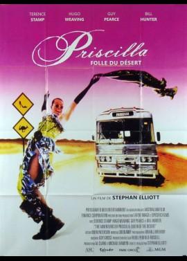 affiche du film PRISCILLA FOLLE DU DESERT