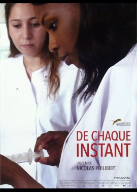 DE CHAQUE INSTANT movie poster