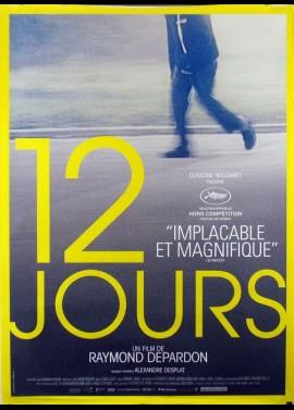 DOUZE JOURS movie poster