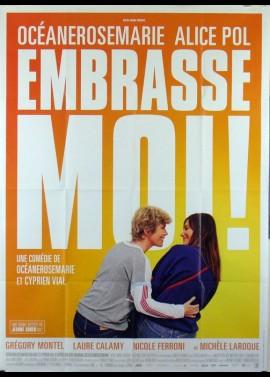affiche du film EMBRASSE MOI