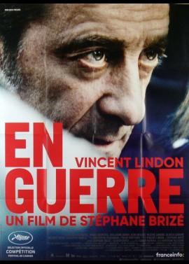 EN GUERRE movie poster
