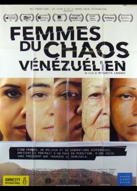 WOMEN OF VENEZUELAN CHAOS movie poster