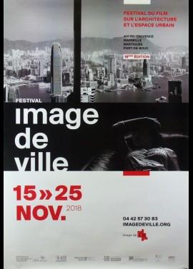 affiche du film FESTIVAL IMAGE DE VILLE