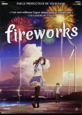 affiche du film FIREWORKS