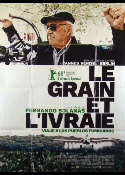 affiche du film GRAIN ET L'IVRAIE (LE)