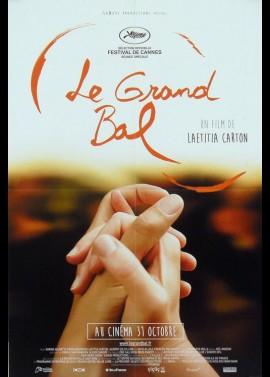 affiche du film GRAND BAL (LE)