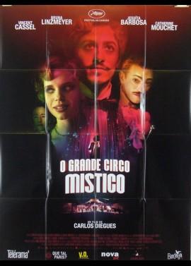 affiche du film GRANDE CIRCO MISTICO (O)