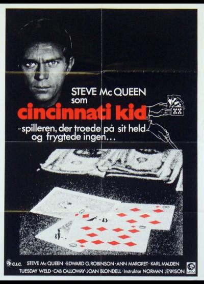 affiche du film KID DE CINCINNATI (LE)