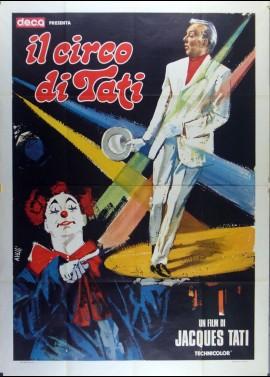 affiche du film PARADE
