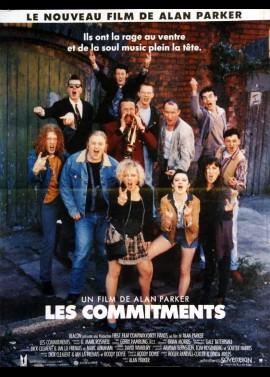 affiche du film COMMITMENTS (LES)