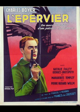 EPERVIER (L') movie poster
