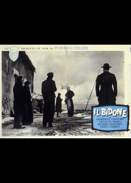 BIDONE (IL) movie poster