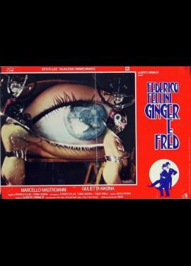 GINGER E FRED movie poster