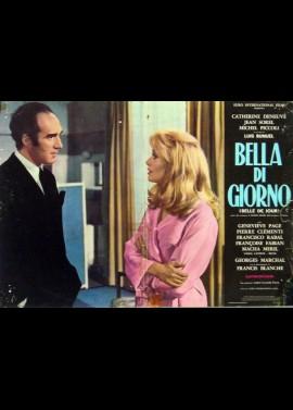 BELLE DE JOUR movie poster