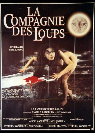 affiche du film COMPAGNIE DES LOUPS (LA)