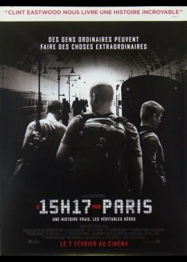 affiche du film QUINZE HEURES DIX SEPT POUR PARIS (LE)