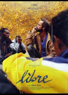 affiche du film LIBRE