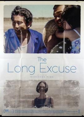 affiche du film THE LONG EXCUSE