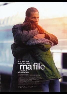 affiche du film MA FILLE
