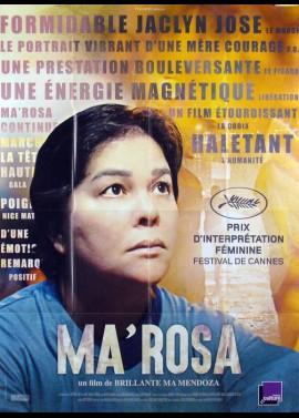 MA' ROSA movie poster