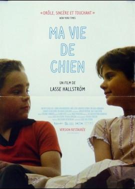 affiche du film MA VIE DE CHIEN