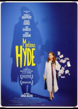 MADAME HYDE movie poster
