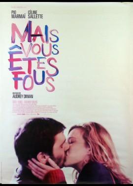 MAIS VOUS ETES FOUS movie poster