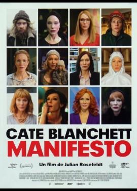 MANIFESTO movie poster