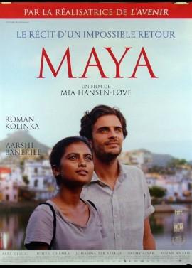 affiche du film MAYA