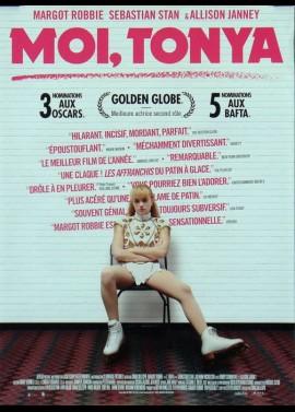 affiche du film MOI TONYA