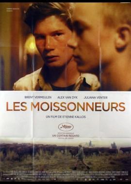 affiche du film MOISSONNEURS (LES)