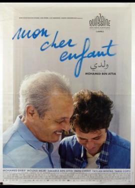 affiche du film MON CHER ENFANT