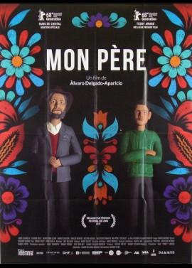 affiche du film MON PERE