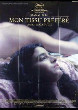 affiche du film MON TISSU PREFERE