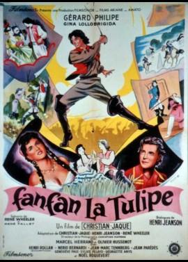 FANFAN LA TULIPE movie poster