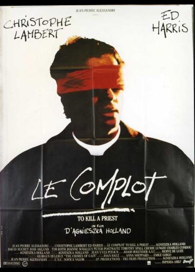 affiche du film COMPLOT (LE)