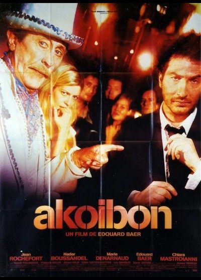 affiche du film AKOIBON