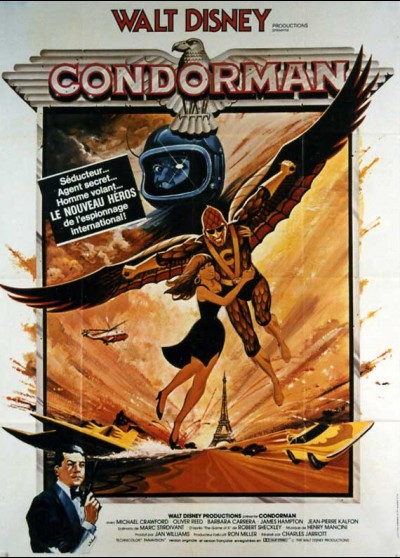 affiche du film CONDORMAN
