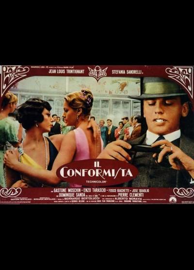 affiche du film CONFORMISTE (LE)