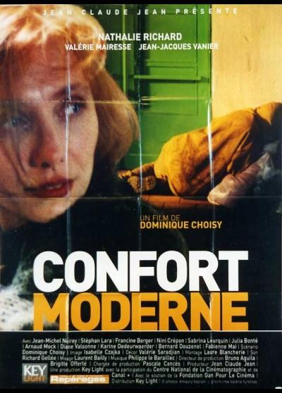 CONFORT MODERNE movie poster