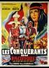 affiche du film CONQUERANTS DU PACIFIQUE (LES)