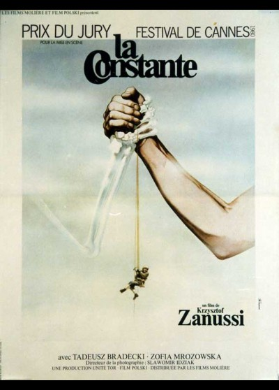 affiche du film CONSTANTE (LA)