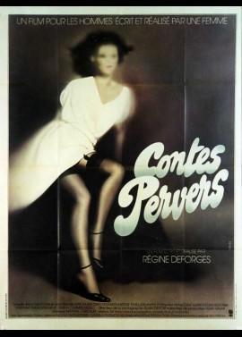CONTES PERVERS / LES FILLES DE MADAME CLAUDE movie poster