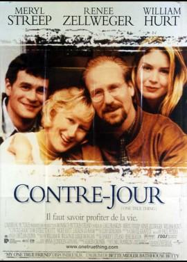 affiche du film CONTRE JOUR
