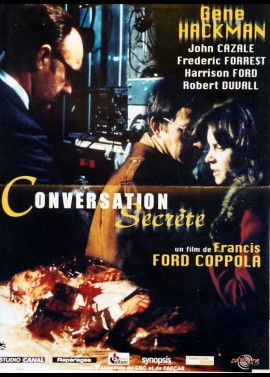 affiche du film CONVERSATION SECRETE