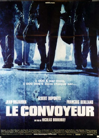 affiche du film CONVOYEUR (LE)