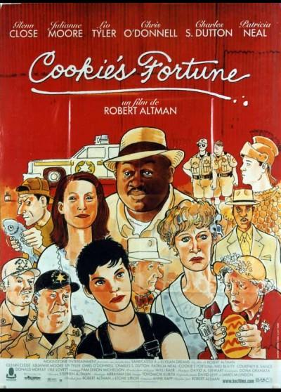 affiche du film COOKIE'S FORTUNE