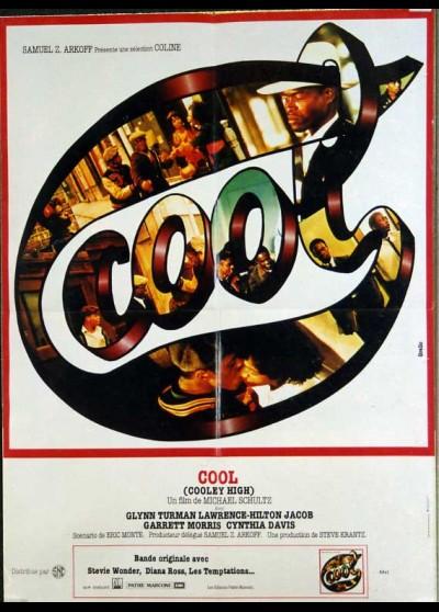 affiche du film COOL