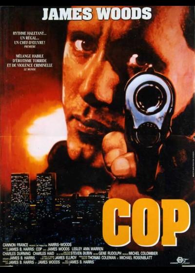 affiche du film COP
